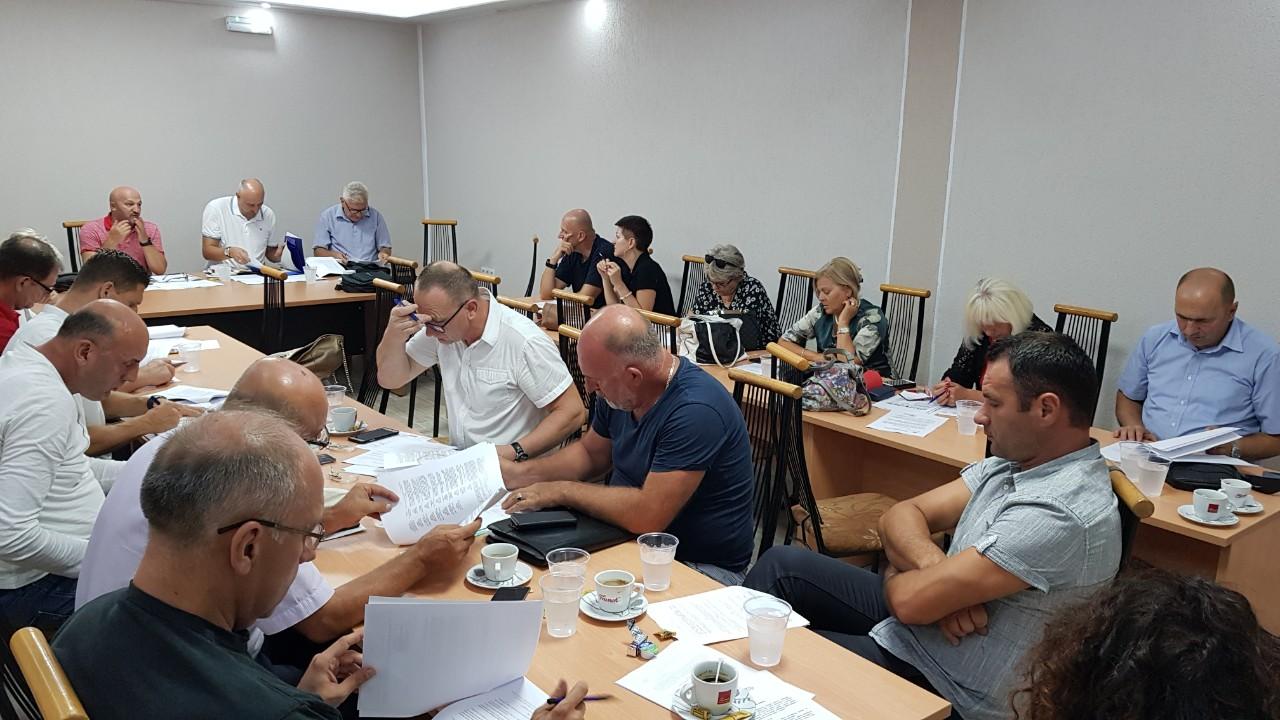 Održana sjednica Upravnog odbora u Ustikolini