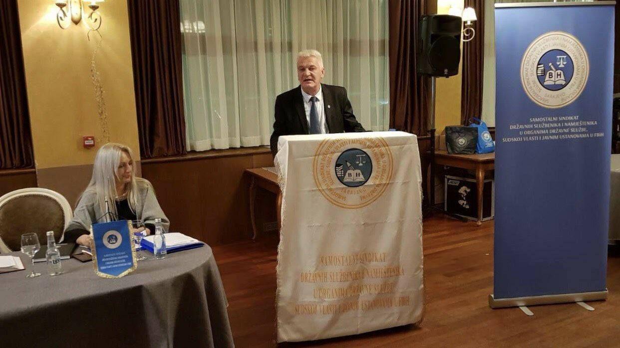 Održana Edukacija Sindikalnog članstva Unsko-sanskog Kantona