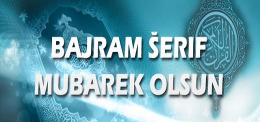 BAJRAM ŠERIF MUBAREK OLSUN