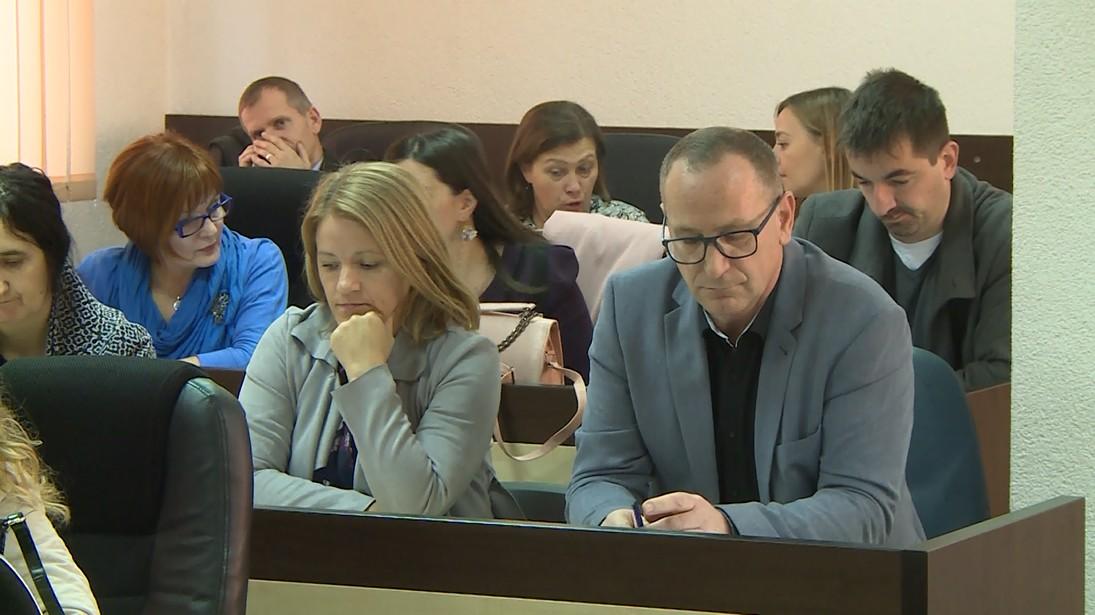 Javna Rasprava O Nacrtu Zakona O Izmjenama I Dopunama Zakona O Državnoj Službi U Unsko-sanskom Kantonu