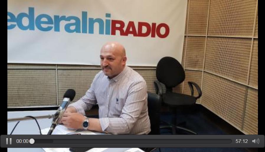 Predsjednik Samir Kurtovic putem Radia Federacije BiH obratio se clanstvu
