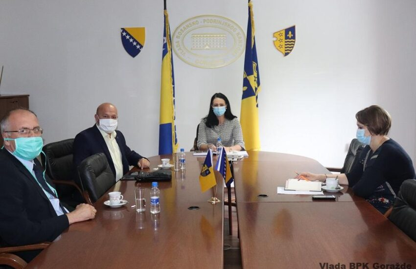 Vlada BPK Gorazde
