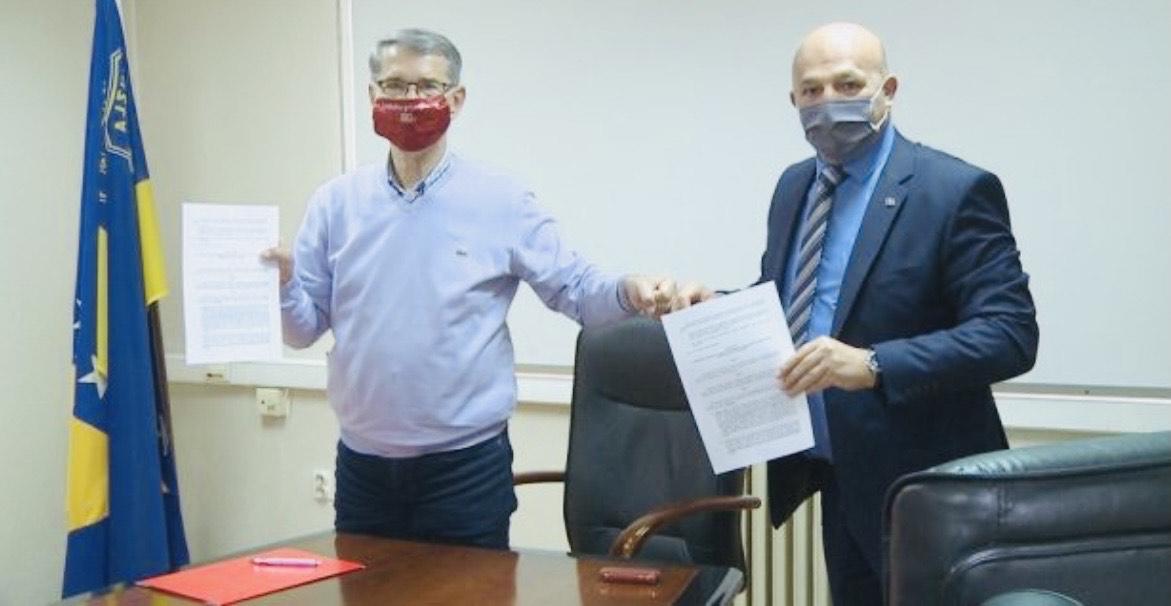 Grad Tuzla Potpisao Pristup Kolektivnom Ugovoru Za Državne Službenike I Namještenike U FBiH