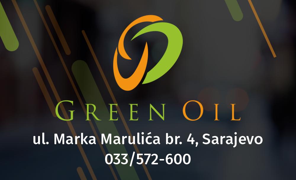 Green Oil - sarajevo