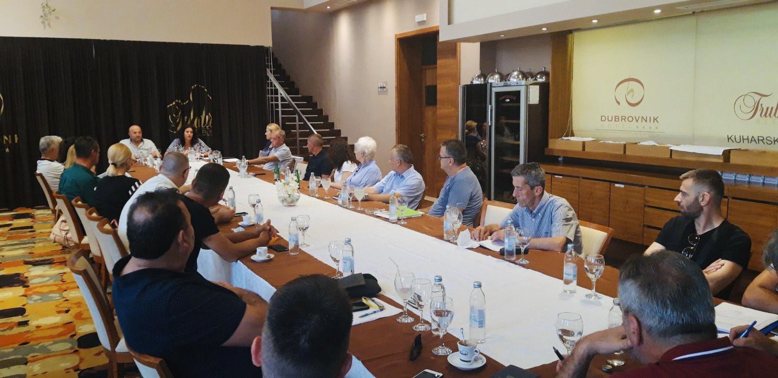 Održana Sjednica Koordinacionog Odbora Sindikalnih Organizacija ZE – DO Kantona