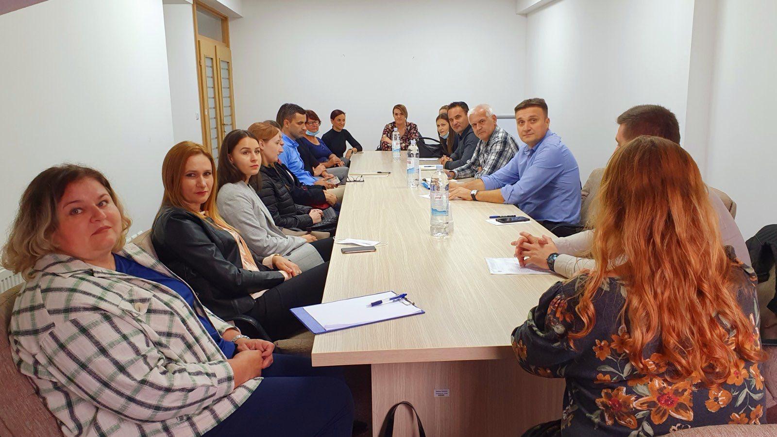 Održana Osnivačka Skupština Sindikalne Organizacije Javnih Ustanova I Poduzeća Općine Orašje